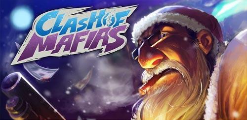 دانلود بازی برخورد مافیا اندروید Clash of Mafias 1.0.40