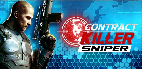 بازی اندروید قاتل مزدور تک تیرانداز CONTRACT KILLER: SNIPER v1.1.1