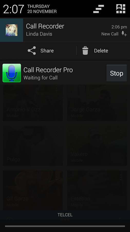 Digital Call Recorder Pro v2.50