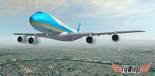 Flight Simulator Paris FULL HD v1.2.3 + data