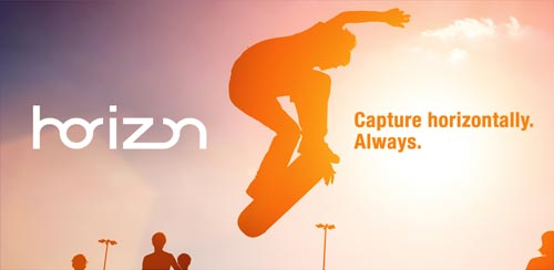 Horizon-Camera - دوربین فیلم برداری افقی اندروید