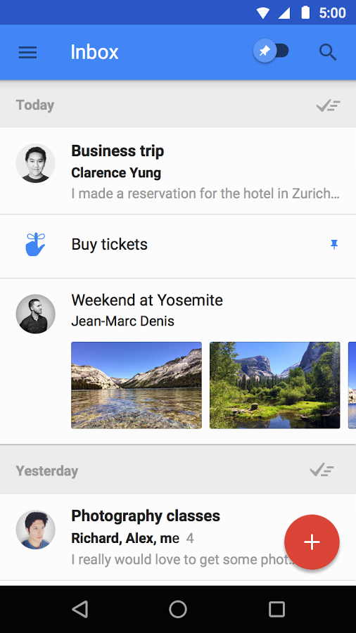 Inbox by Gmail v1.49