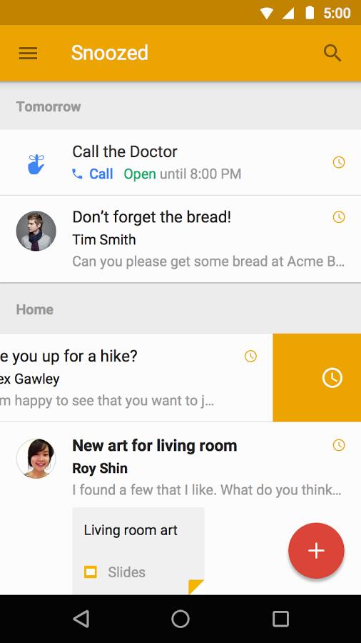 Inbox by Gmail v1.40