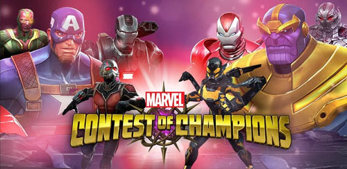 Marvel Contest of Champions v11.1.0 + data