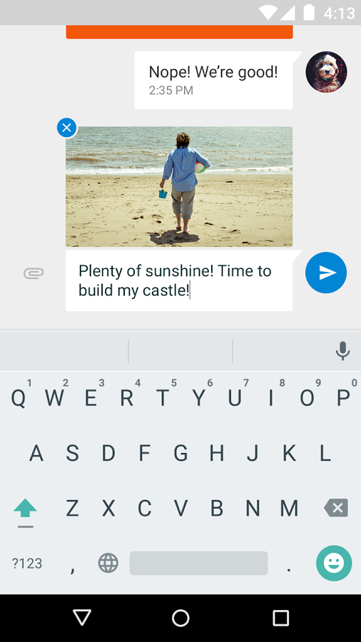 Google Messenger v1.9.036