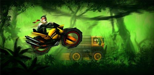 Fun Jungle Racing Pro v1.0