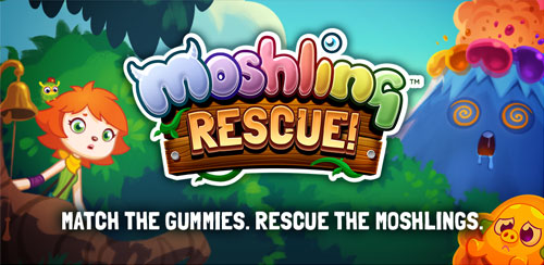 Moshling Rescue! v2.0.0 + data