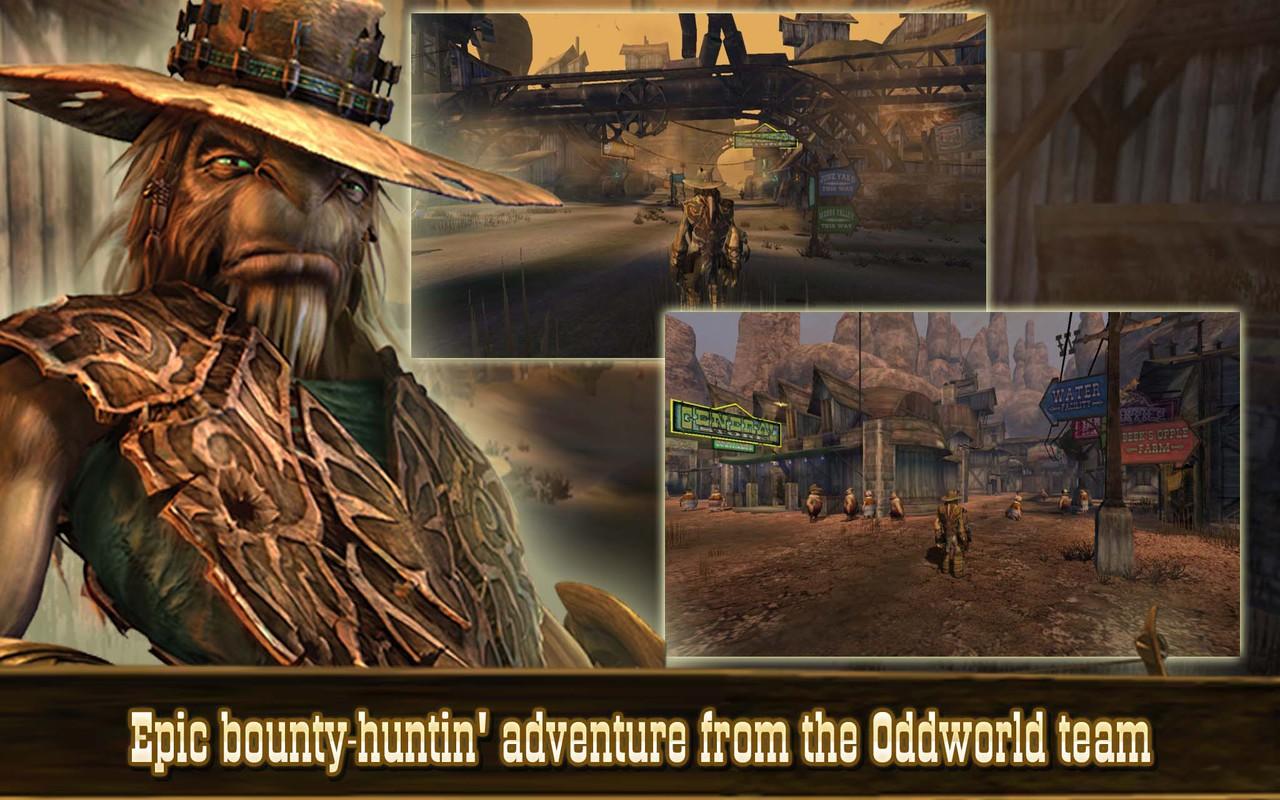 Oddworld: Stranger's Wrath v1.0.5 + data