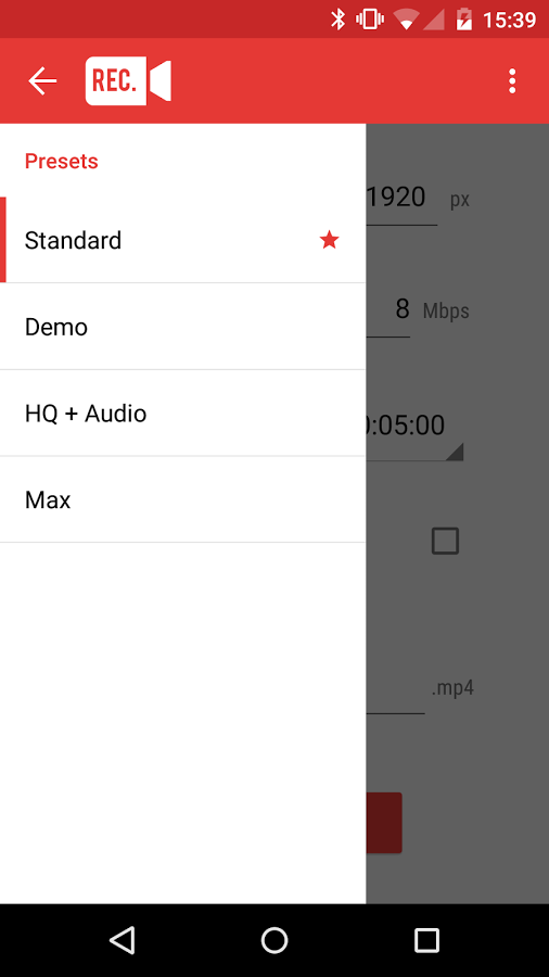 Rec. (Screen Recorder) v1.8.5