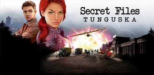دانلود بازی اسناد رسمی تانگسوکا Secret Files Tunguska v1.0.18