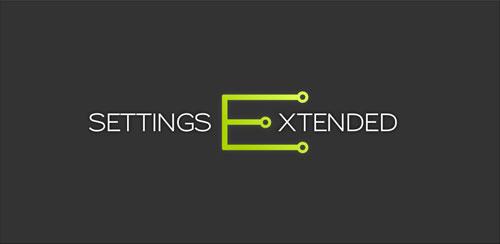 Settings Extended FULL v1.6.1 build-0308