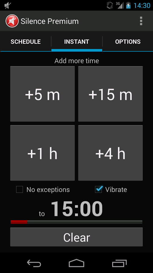Silence Premium Do Not Disturb v2.13G