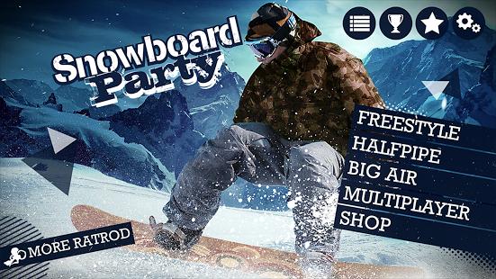 Snowboard Party v1.1.3 + data