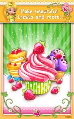 Strawberry Shortcake BerryRush v1.2.3