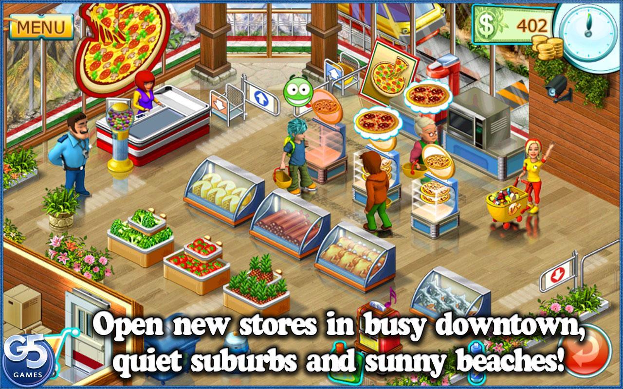 Supermarket Mania® 2 v1.4 + data
