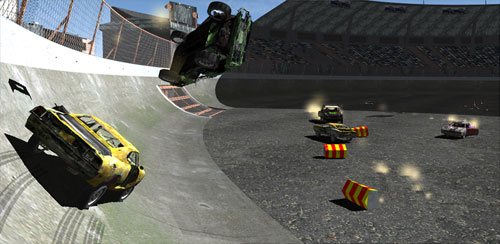 Total Destruction Derby Racing v1.09 + data