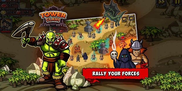 Tower Clash v2.0