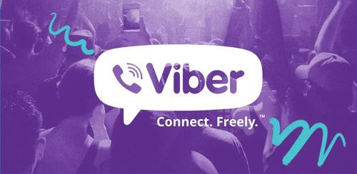 دانلود نرم افزار وایبر ورژن جدید Viber برای اندروید