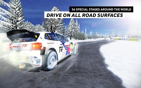 WRC The Official Game v1.2.7 + data