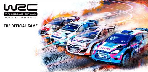 WRC The Official Game v1.2.7 + data