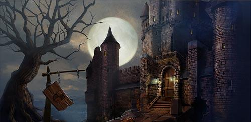 بازی هیدن آبجکت رازهای قلعه برای اندروید Castle Secrets HD v1.1