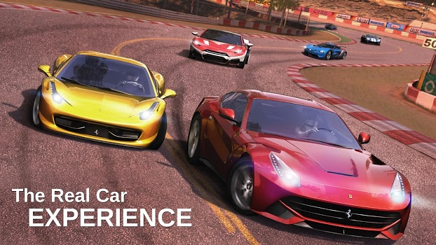 GT Racing 2: The Real Car Exp v1.5.6a + data
