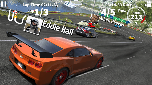 GT Racing 2: The Real Car Exp v1.5.8d + data
