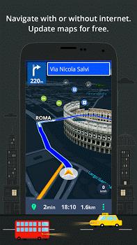 GPS Navigation & Maps Sygic v16.5.0 + data