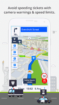 GPS Navigation & Maps Sygic v17.4.20 + data