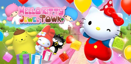 Hello Kitty Jewel Town Match 3 v3.0.13