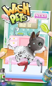 Wash Pets – kids games v2.1.12