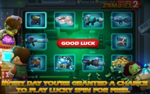تصویر محیط Call of Mini™ Zombies 2 v2.2.2 + data