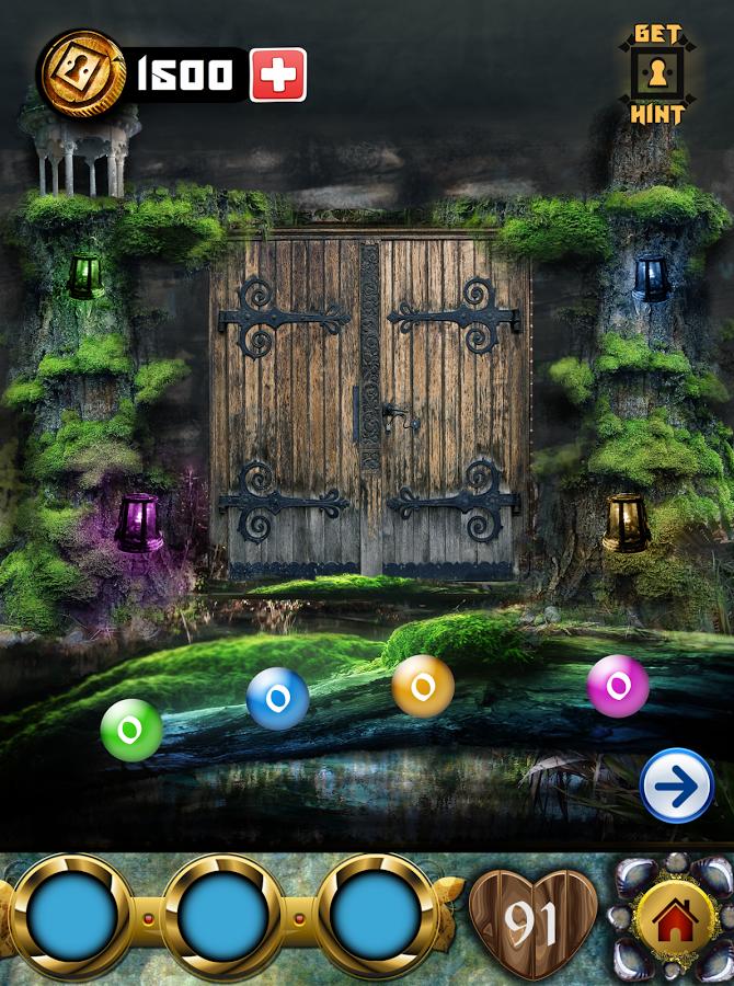 100 Doors Legends HD v1.0.6 + data