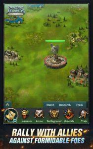 تصویر محیط Dragons of Atlantis v11.0.1