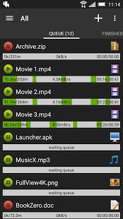 Advanced Download Manager Pro v6.3.5 build 63541
