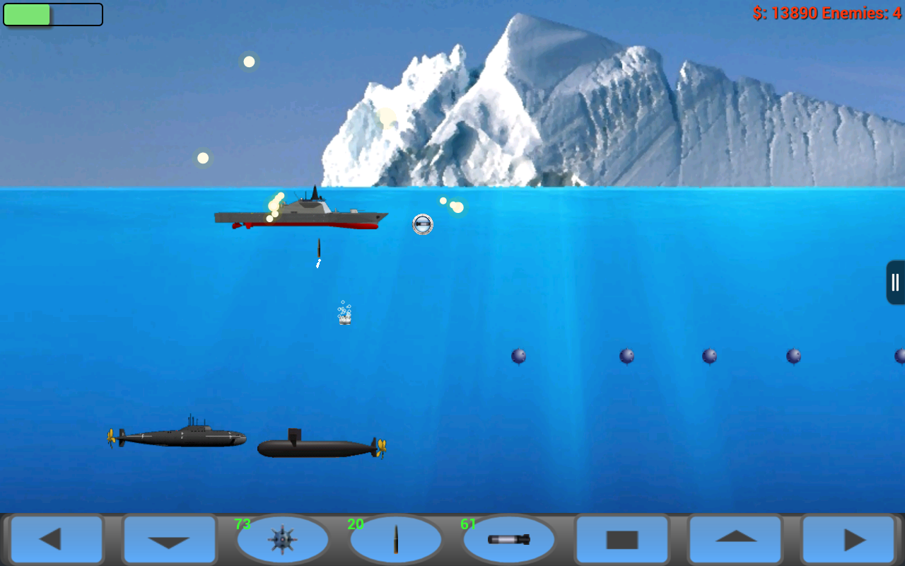 Attack from the deep HD! v1.21