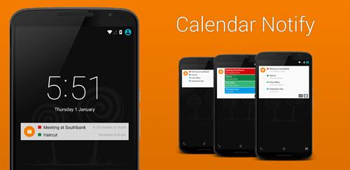 Calendar Notify Premium v1.1.20