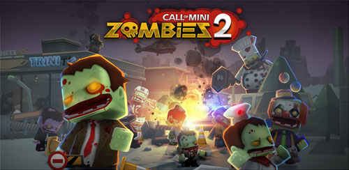Call of Mini™ Zombies 2 v2.2.1 + data