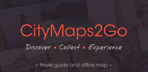 City Maps 2Go Pro Offline Maps v10.0