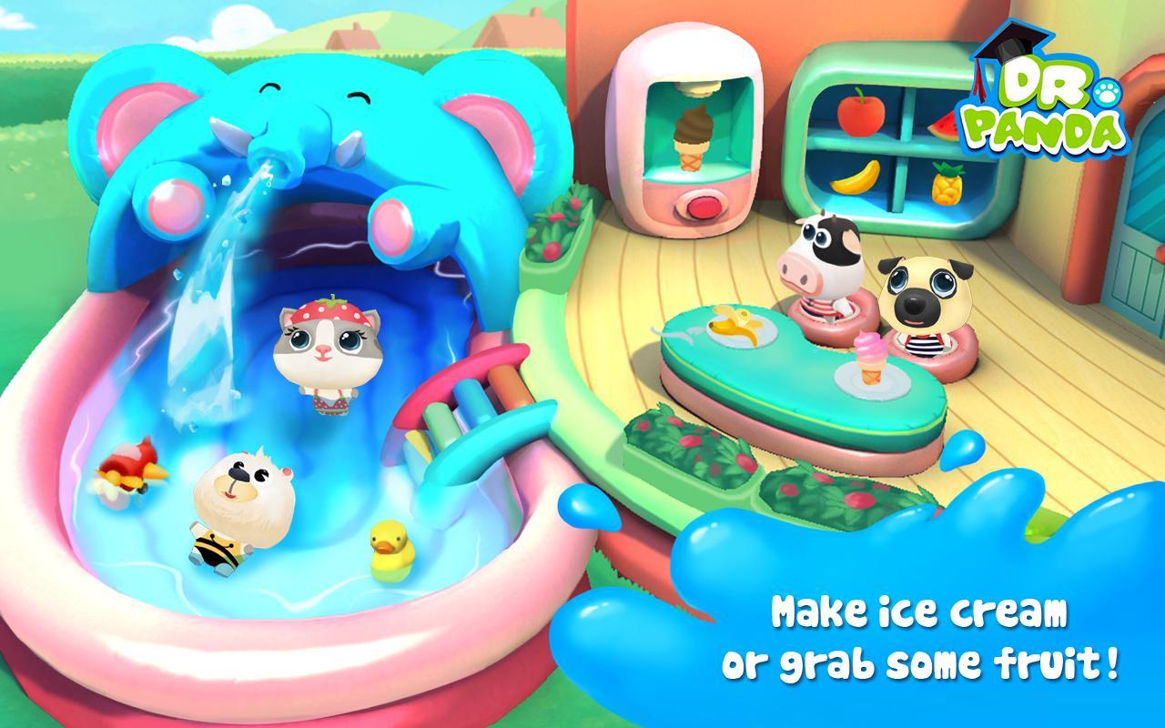 Dr. Panda's Swimming Pool v1.01 + data