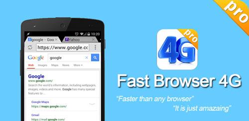 Browser 4G v24.9.5
