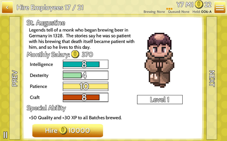 Fiz : Brewery Management Game v1.1.5