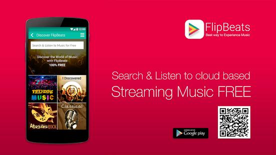 FlipBeats PRO – Best Music Player v1.1.15