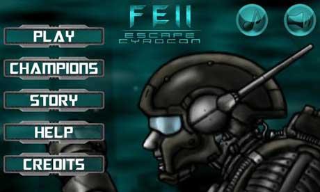 Fell: Escape Cyrocon v1.0.6
