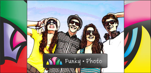 Funky Photo – Realtime Effects v1.0.0