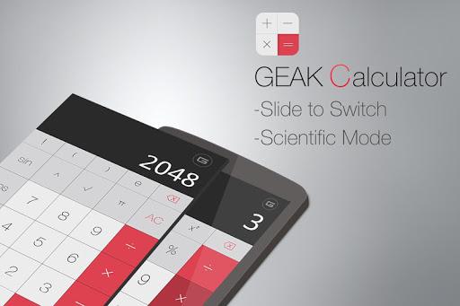 GEAK Calculator v1.0.15268
