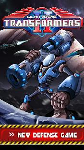 Galaxy Defense 2: Transformers v2.0.3