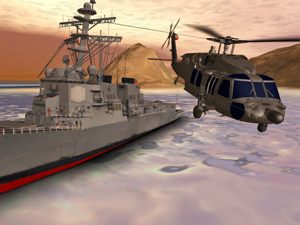 Helicopter Sim Pro v1.0 + data