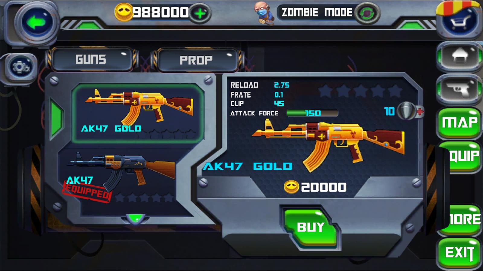 Hero Strike:Zombie Killer v1.0.2