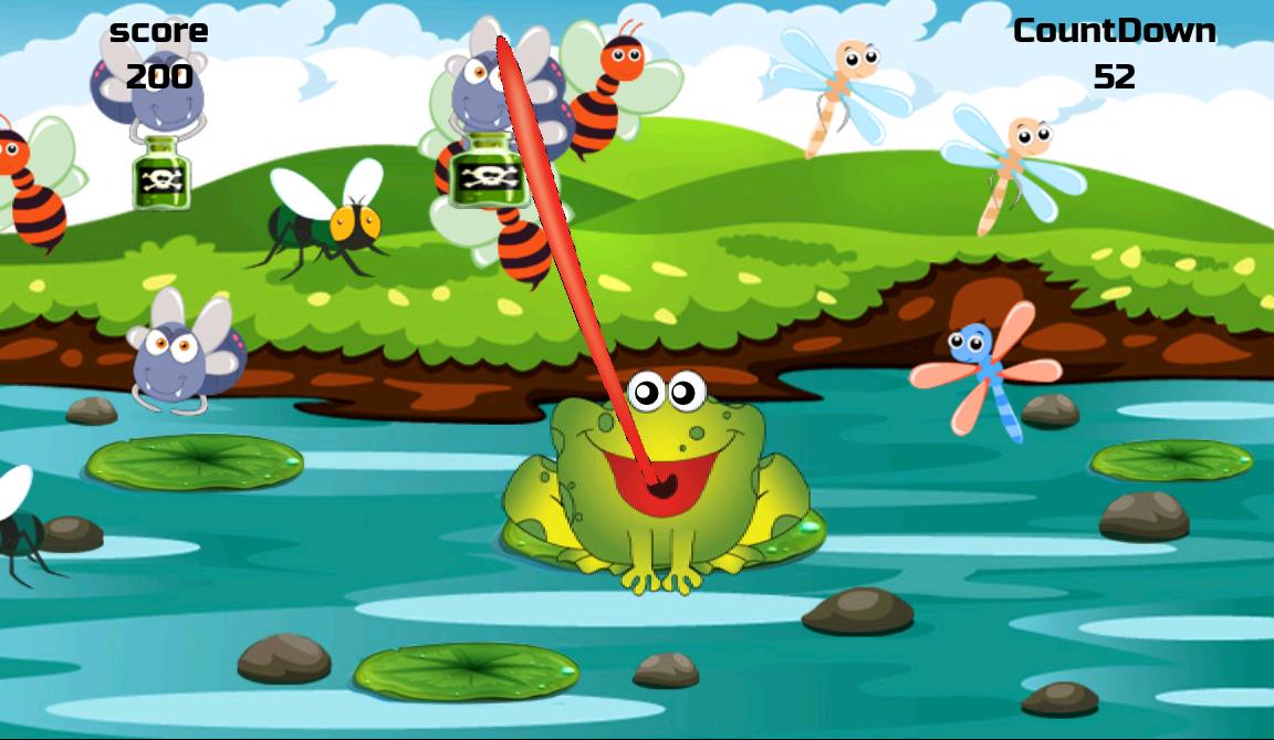 Hungry Frog v1.0